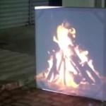 A4714602 48CF 465B 910F E0C79645CF8F - FOGUEIRA VIRTUAL: Em meio a proibição, cidade paraibana registra fogueira virtual em noite de São João - VÍDEO