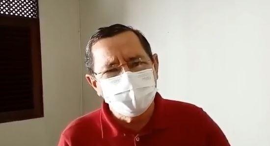 ANISIO MAIA - Anísio Maia critica postura de Queiroga: 'A Paraíba espera de você outra atitude, exija respeito'; VEJA VÍDEO