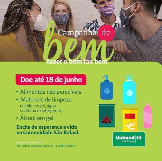 Campanha do bem 2 - Saiba onde entregar donativos para a Campanha do Bem