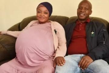 TAUBATÉ?! Gravidez de dez bebês na África do Sul foi farsa, diz site