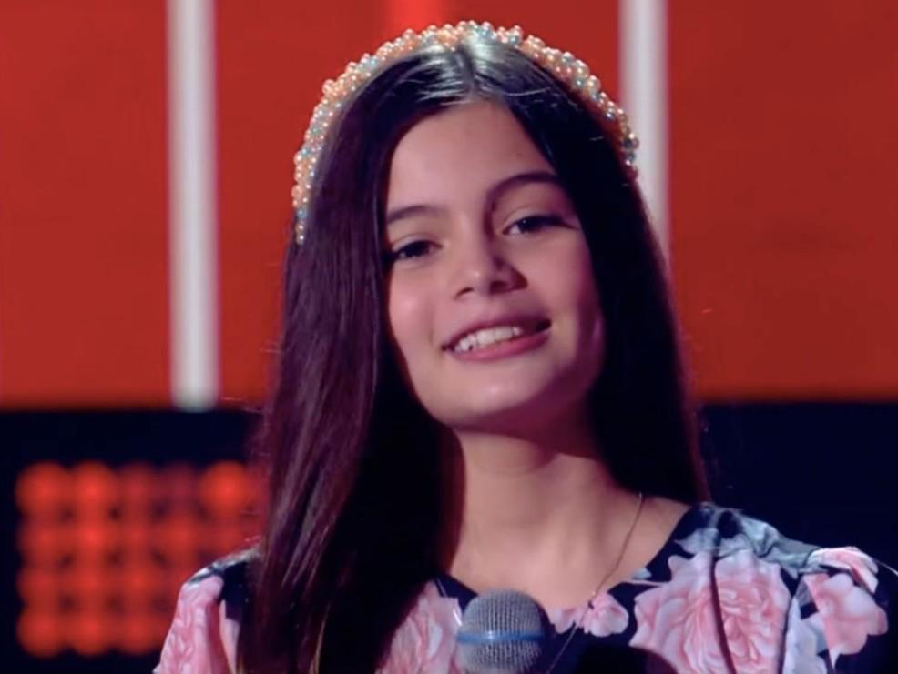 """Capturar 74 - """"Juliette mirim"""": Laís Menezes do The Voice Kids é comparada a conterrânea vencedora do BBB21"""