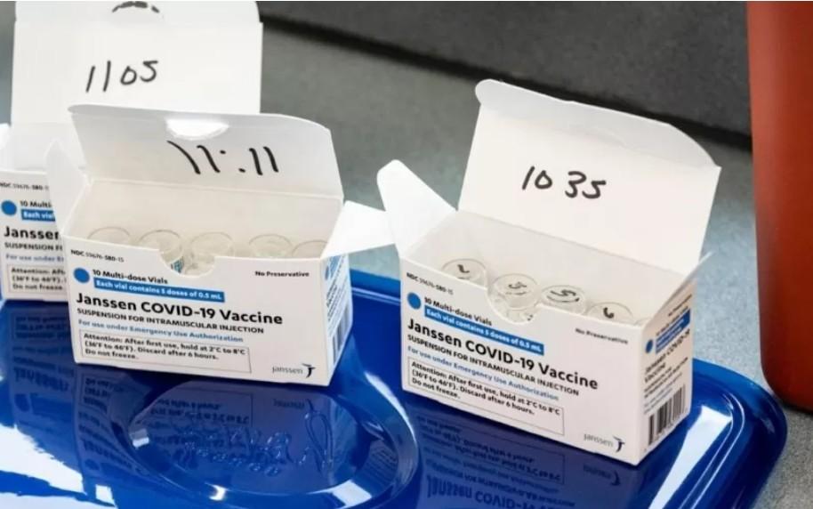 Capturar 89 - EUA anunciam doação ao Brasil de 3 milhões de doses da vacina da Janssen