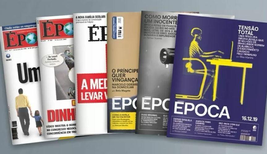 Capturar.JPGfgb - Revista Época deixa de circular e fará parte do jornal O Globo