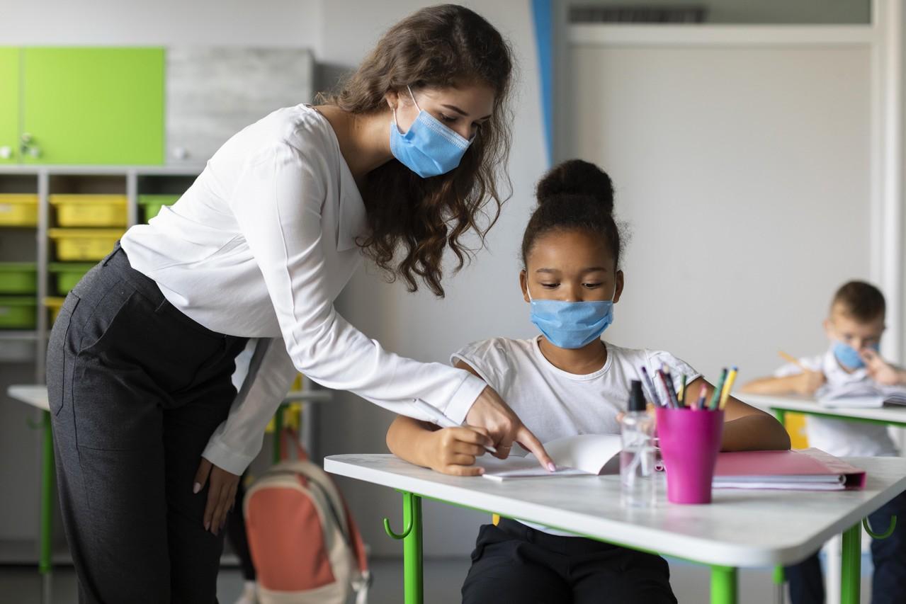 FOTO 5 - Ensino médio: na pandemia, estudantes podem ter prejuízo de 20% na aprendizagem