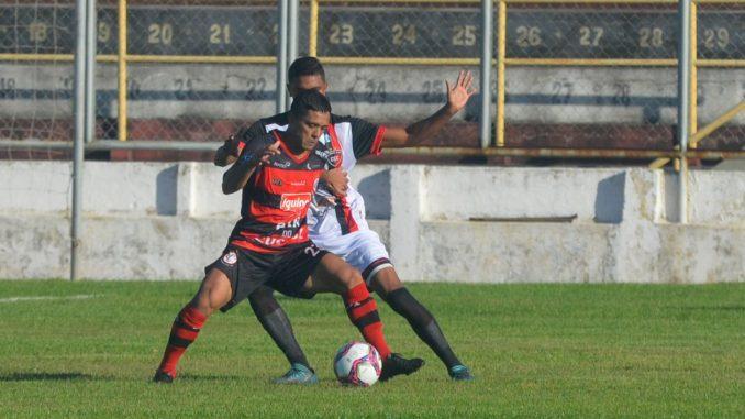 IMG 20210606 WA0063 e1623014184785 678x381 1 - Em jogo de seis gols, Campinense e Caucaia empatam no estádio Raimundão