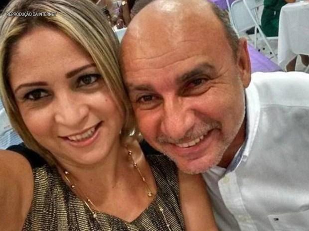 """Marcia Aguiar e Fabricio Queiroz 3 - ESQUEMA DA """"RACHADINHA"""": PF proíbe Queiroz e esposa de deixarem o Brasil"""