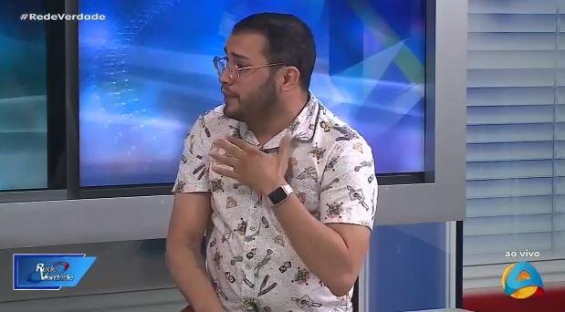RAFAFA - 'NEM CARNE, NEM PEIXE, SOU FRANGO': deputado Rafafá critica polarização política no Brasil e prega independência; VEJA VÍDEO