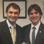 Romero Pedro 10112016 e1624311043607 - 'Se Romero for o candidato, terá todo meu apoio': Pedro afirma que não é 'empecilho' para unidade da oposição