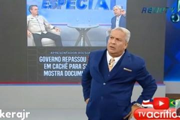 """SIKERA - Após ter nome citado na CPI, Sikêra Jr. revela que ganha 500 mil da RedeTV! e ironiza: """"O Bolsonaro quer me dar 120 mil conto?"""""""