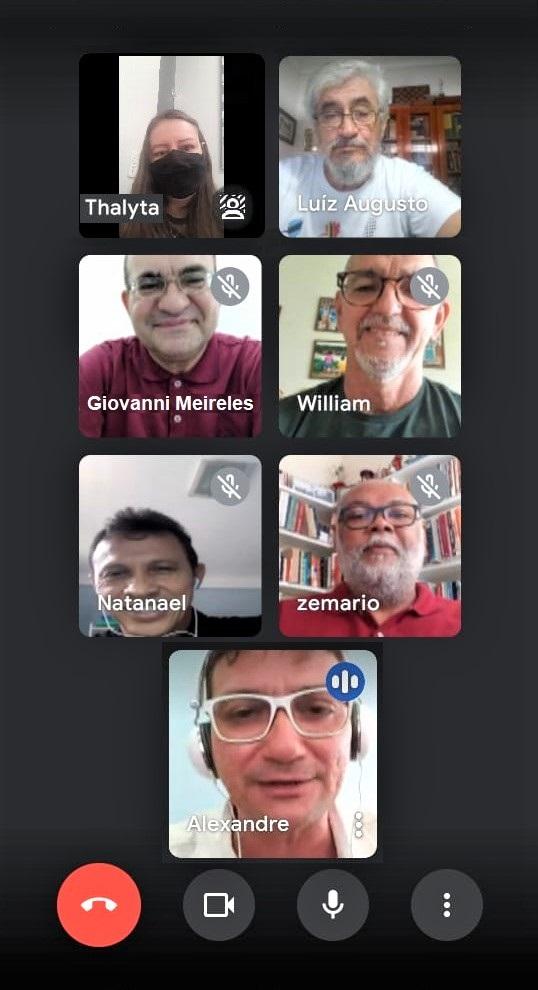 """WhatsApp Image 2021 06 04 at 20.37.54 - Conselho Editorial de """"A União"""" dá posse a novos integrantes durante sessão virtual promovida pela presidência da EPC"""