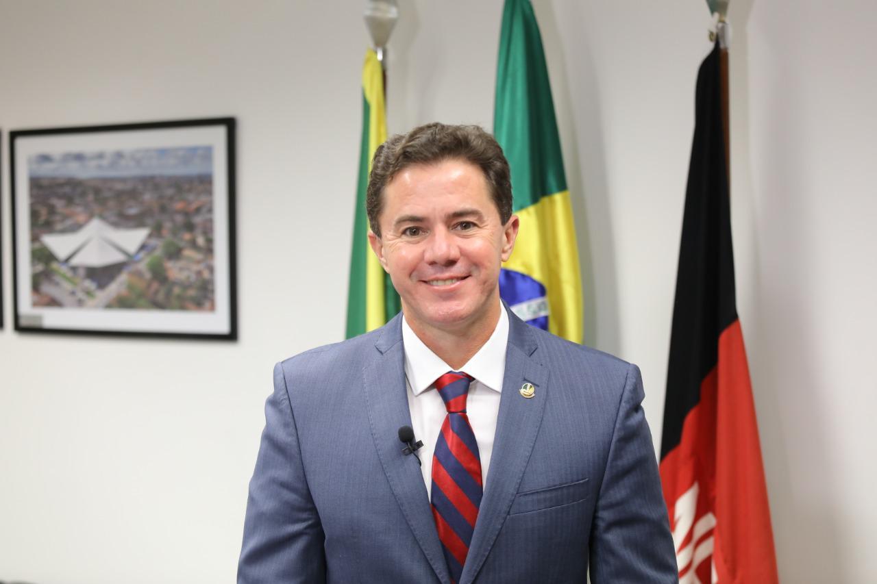 WhatsApp Image 2021 06 08 at 12.28.45 - Em artigo, Vice-Presidente do Senado Veneziano Vital defende energia solar como alternativa energética viável ao Brasil