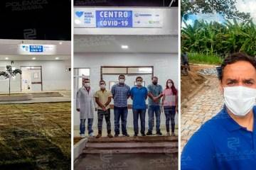 """WhatsApp Image 2021 06 10 at 09.41.03 - """"ATENDIMENTO DE QUALIDADE"""": prefeitura de Bananeiras cria centro de Covid e oferece assistência à população de domingo a domingo"""