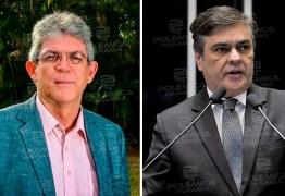 ENQUETE ARAPUAN VERDADE: na preferência para o Senado, Ricardo Coutinho dispara com 40% e Cássio fica em 2° lugar; confira