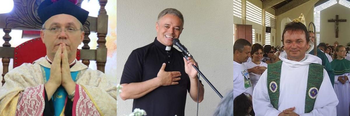 WhatsApp Image 2021 06 12 at 17.55.30 - 'PROCESSOS ARQUIVADOS': Arquidiocese da Paraíba anuncia reabilitação de três padres antes investigados por exploração sexual