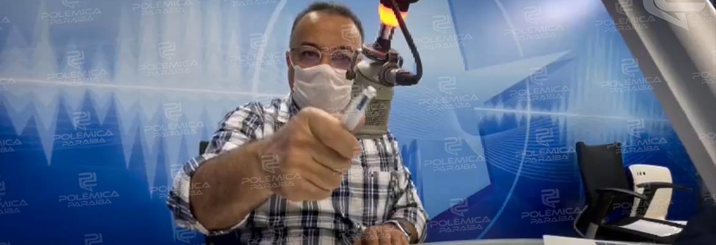 WhatsApp Image 2021 06 23 at 14.21.09 - Começou a briga pelo espólio do governo! Quem representa Bolsonaro na Paraíba ?! - Por Gutemberg Cardoso