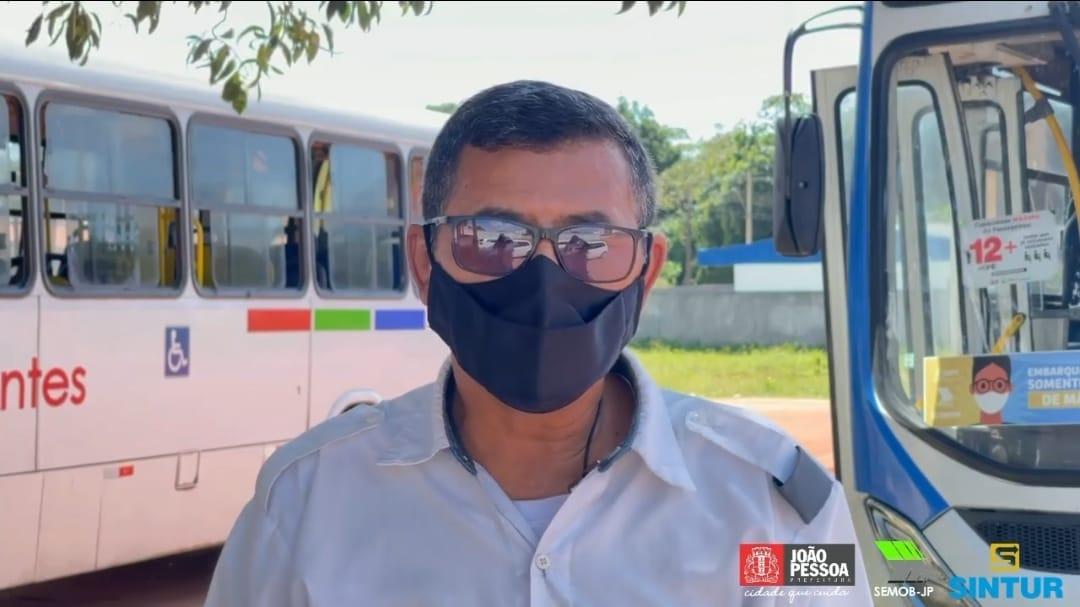 WhatsApp Image 2021 06 23 at 17.03.00 - 'TENTEI FAZER O CERTO': motorista explica decisão de impedir viagem de passageiro sem máscara em João Pessoa; VEJA VÍDEO
