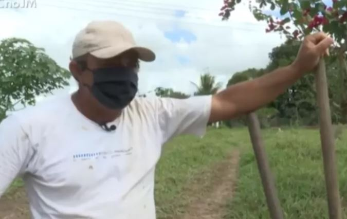 agr - Agricultor tenta provar ao governo federal que está vivo desde 2017