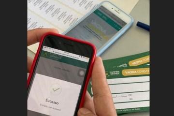 aplicativo vacina campina grande - Campina Grande lança aplicativo para cadastro e agendamento da vacinação contra Covid-19