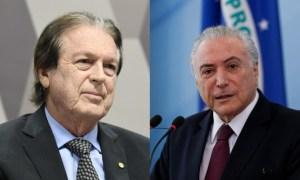 bivar e temer 300x180 - MDB e PSL articulam apoio conjunto a candidato nas eleições de 2022; saiba quem são os nomes cotados