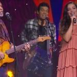 gil e juliette live - 'Parece um sonho', diz Juliette sobre live com Gilberto Gil