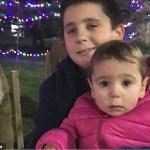 irmaos - Menino de 8 anos salva irmã engasgada com técnica que aprendeu em programa de TV