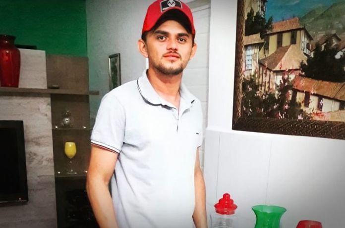 jovem 1 - MORTE POR ENGANO: ação policial revolta familiares de jovem morto em Boa Ventura