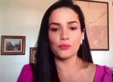 """juliette 1 - POLÊMICA! Juliette revela insatisfação com rumo do país e desabafa: """"Não vou me omitir"""" - VEJA VÍDEO"""