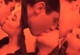 Luan Santana e Gkay protagonizam beijão em novo teaser do clipe de 'Morena' – VEJA VÍDEO