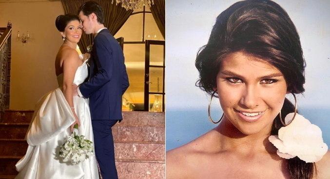 luiza do canada 01062021101645798 - Paraibana Luiza, do Canadá, se casa com empresário 9 anos após virar meme; relembre