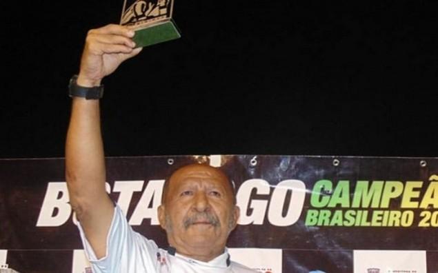 morte - Morre ídolo do Botafogo-PB, Zito Camburão em João Pessoa
