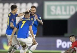Brasil vence o Paraguai e segue nas Eliminatórias da Copa
