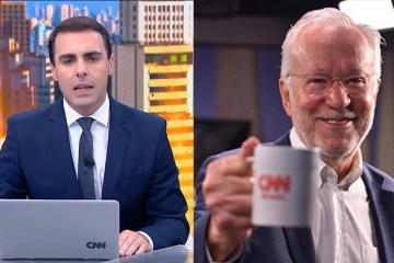 rafael colombo alexandre garcia cnn brasil 304 - Colombo pediu para deixar quadro da CNN após Alexandre Garcia liderar lista sobre fake news