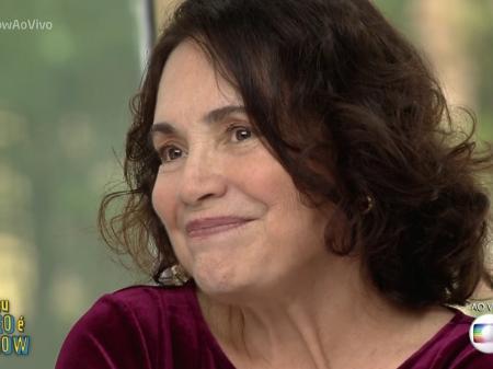 regina duarte foi homenageada pelo video show em novembro de 2016 1547240626601 v2 450x337 - Regina Duarte perde seguidores e lamenta: 'Onde foi que eu errei?'