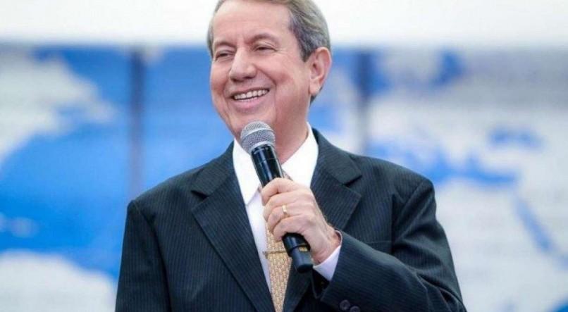 rr soares - COM COVID-19: Pastor R.R. Soares tem piora no quadro de saúde e precisa ser intubado