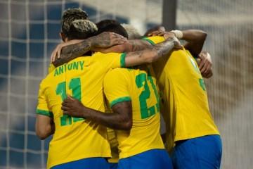 Com Daniel Alves, técnico da seleção convoca jogadores para as Olimpíadas de Tóquio; VEJA A LISTA