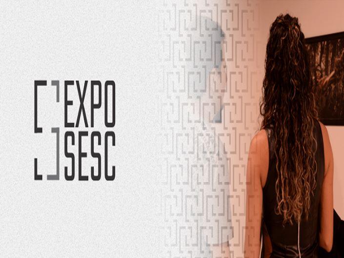 sesc - Flaw Mendes e Erik Kleiver iniciam calendário de exposições do Sesc