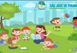 Educação de São José de Piranhas lança projeto que incentiva o gosto pela leitura no ambiente familiar, com biblioteca itinerante