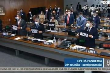untitled 9 - CPI no Senado faz 1 minuto de silêncio em homenagem as mais de 500 mil vítimas da Covid-19