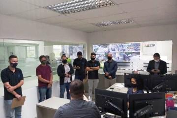 visita 3 - STTRANS Patos realiza visita técnica à STTP de Campina Grande