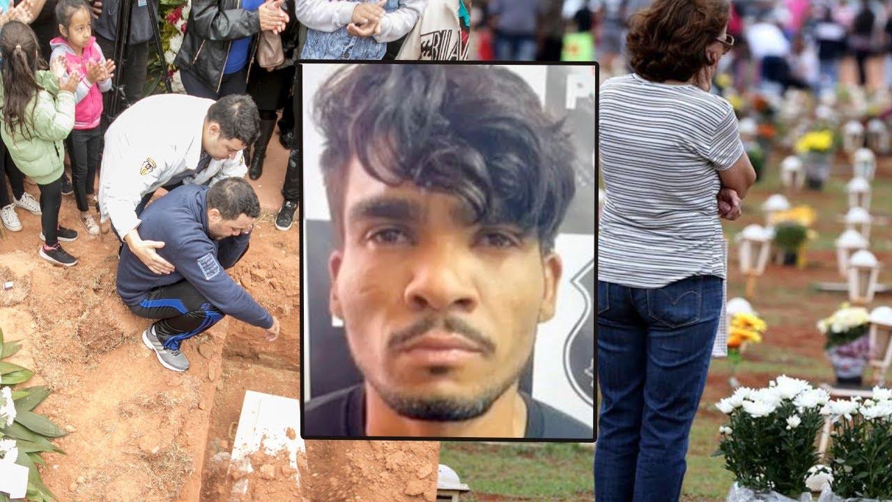 "enterro lazaro maxresdefault - ""Meu Deus, por quê?"": familiares de Lázaro Barbosa se desesperam durante enterro em Goiás"