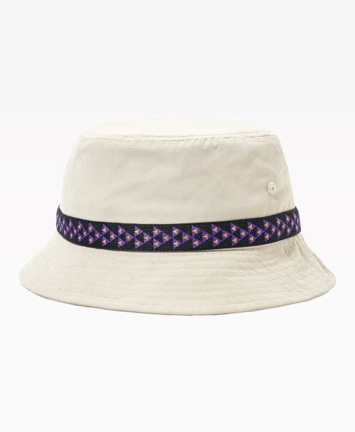 Butter Goods Equipment Bucket Hat Camel Front
