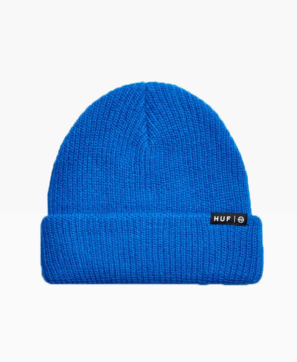 Huf Usual Beanie Blue Front