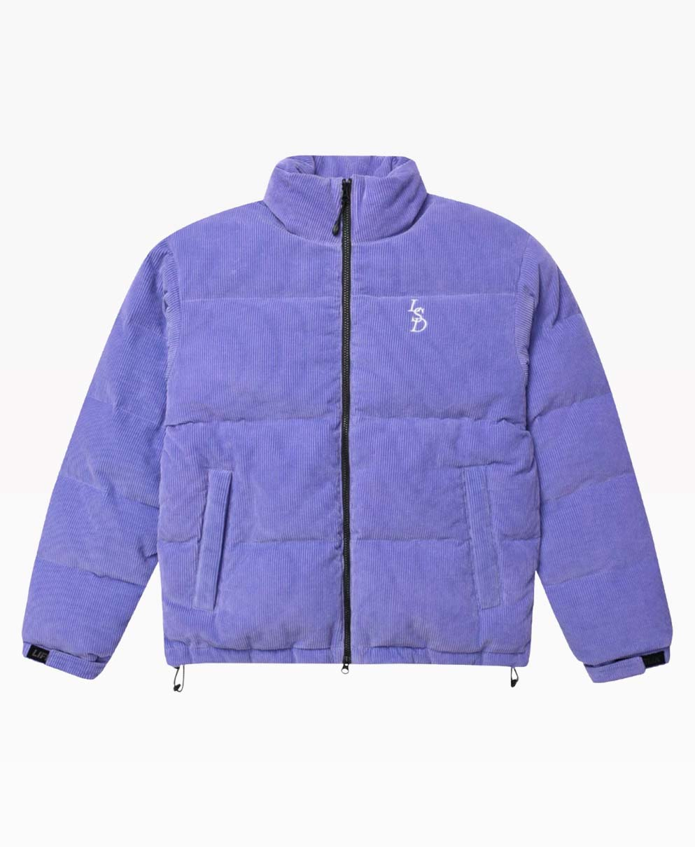 Lifesux Puffer Jacket Front
