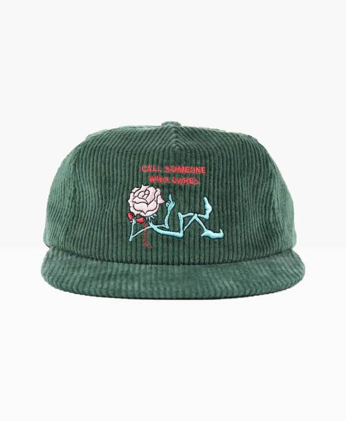 Jungles Jungles Call Someone Who Cares Hat Front