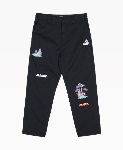 Jungles X Xlarge 91 Workwear Pants Front