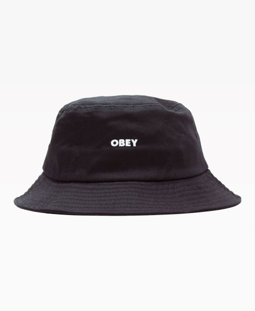Obey Clothing Bold Bucket Hat Front