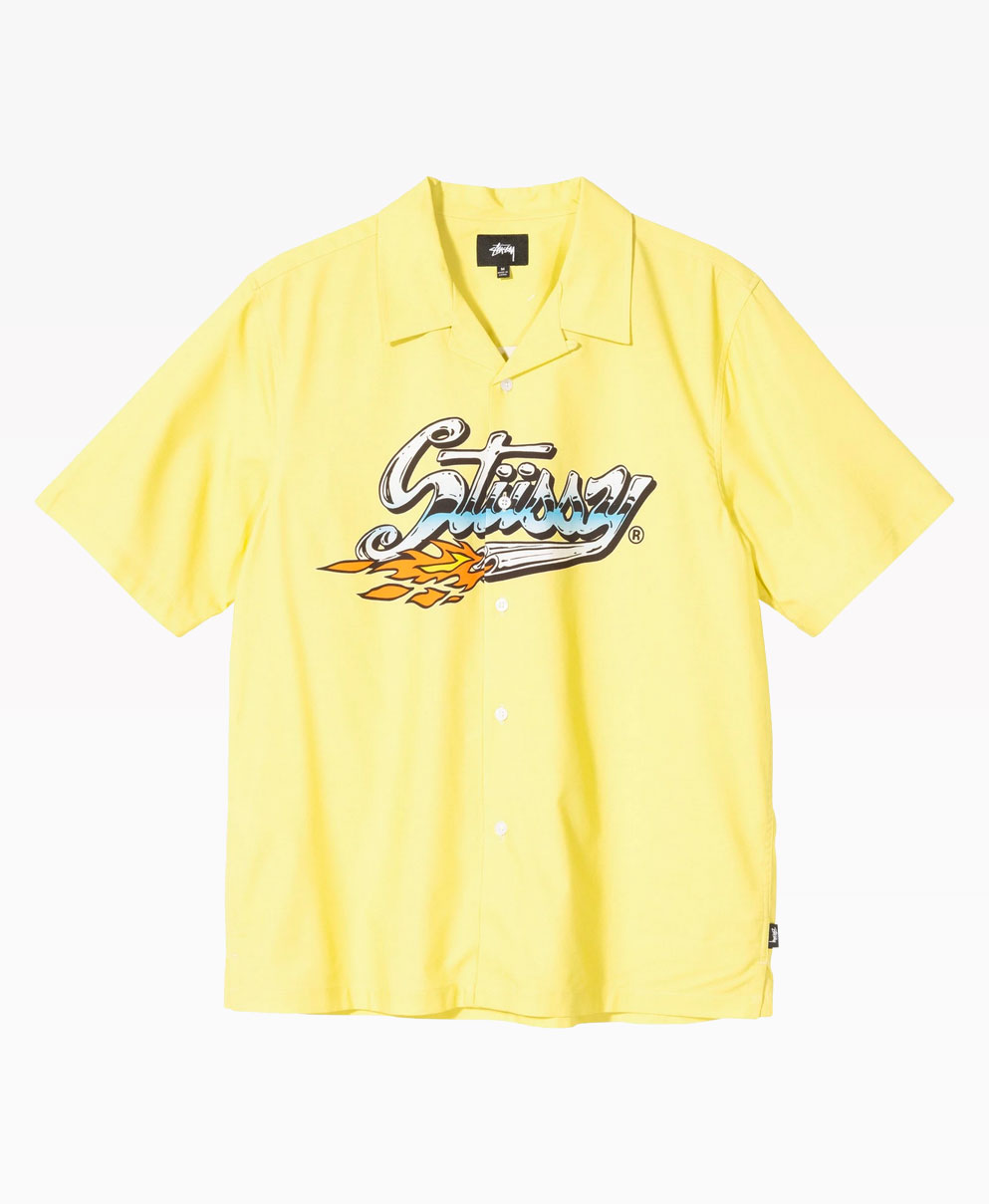 Stussy Cruising Shirt Front