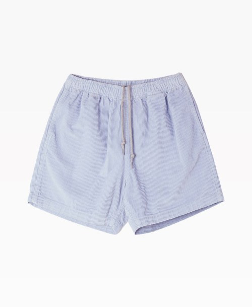 Obey Easy Od Cord Short Good Grey Front