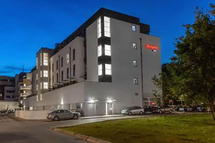 Hotell Hampton by Hilton
