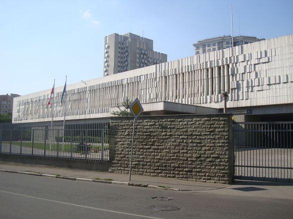 ambasada RP w Rosji